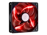 120 2000 RPM Red LED