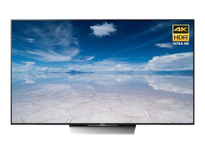 Sony FWD-65X850D 65INCH Class (64.5INCH viewable) BRAVIA Pro LED display with TV tuner