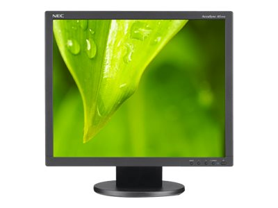 NEC AccuSync AS193i-BK LED monitor 19INCH (19INCH viewable) 1280 x 1024 IPS 250 cd/m²