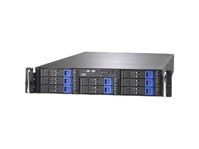 Tyan Tank TA26 B5380T26V8HR Server rack-mountable 2U 2-way RAM 0 MB SCSI