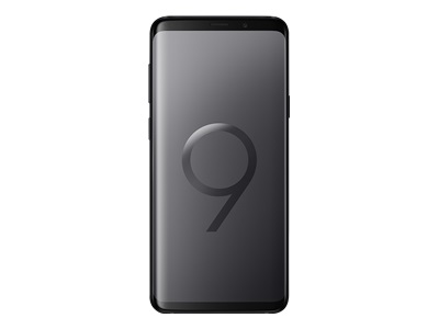 "Samsung Galaxy S9+ - SM-G965F - smartphone - 4G LTE - 128 GB - microSDXC slot - TD-SCDMA / UMTS / GSM - 6.2"" - 2960 x 1440 pixels (529 ppi) - Super AMOLED - RAM 6 GB - 12 MP (8 MP front camera) - Android - midnight black"