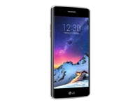 """LG K8 2017 (M200N) - Smartphone - 4G LTE - 16 GB - microSDHC slot - GSM - 5"""" - 1280 x 720 pixels - 13 MP (5 MP front camera) - Android"""