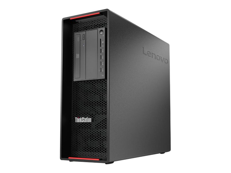 Lenovo ThinkStation P720 - tower - Xeon Silver 4114 2.2 GHz - 16 GB - SSD 256 GB - US