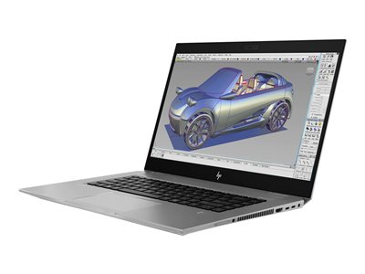 HP ZBook Studio G5 Mobile Workstation 15.6' I7-8750H 512GB NVIDIA Quadro P1000 / Intel UHD Graphics 630 Windows 10 Pro 64-bit