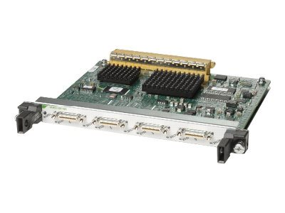 Cisco 4-Port Serial Shared Port Adapter - expansion module - 4 ports