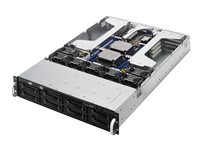ASUS ESC4000 G3 Server rack-mountable 2U 2-way RAM 0 MB SATA hot-swap 3.5INCH no HDD