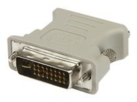StarTech.com DVI to VGA Cable Adapter - M/F - VGA adapter - DVI-I (M) to HD-15 (VGA) (F) - beige - for P/N: IP2DVI, SV421DVI, SV221DVI