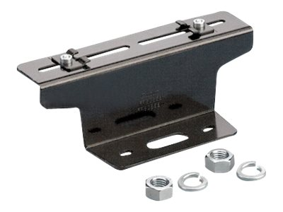 Panduit FiberRunner 4x4 and 6x4 QuikLock Center Support Bracket - cable raceway center support bracket