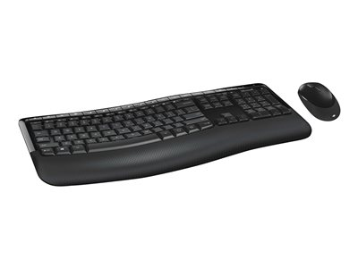 b58c2a88ca8 Product | Microsoft Wireless Comfort Desktop 5050 - keyboard and mouse set  - English - North America - black