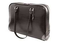 Mobile Edge Milano 15.6INCH to 17.3INCH Notebook Tote Notebook carrying case 15.6INCH 17.3INCH bl