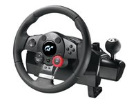 Logitech Driving Force GT - Lenkrad- und Pedale-Set