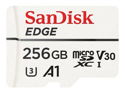 AXIS Surveillance Flash memory card (microSDXC to SD adapter included) 256 GB