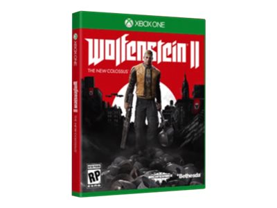 Wolfenstein II:The new Colussus Xbox One