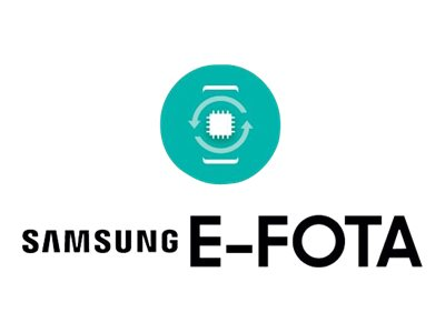 Samsung Enterprise Firmware Over-The-Air (E-FOTA) Cloud - subscription license (1 year) - 1 license