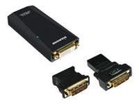 Diamond BVU165 External video adapter USB 2.0 DVI