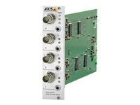 AXIS Q7414 Video Encoder Blade - 0354-001