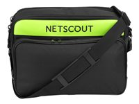 NETSCOUT Softcase Large carrying bag for network testing devices for LinkRu