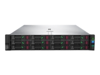 "HPE ProLiant DL380 Gen10 Performance - Server - rack-mountable - 2U - 2-way - 2 x Xeon Gold 5118 / 2.3 GHz - RAM 64 GB - SATA/SAS - hot-swap 2.5"" - no HDD - GigE, 10 GigE, 25 Gigabit LAN - monitor: none"