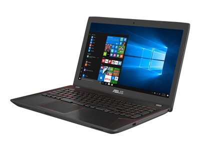 ASUS FX553VD 15.6' I5-7300HQ 8GB 256GB GTX 1050 Windows 10 Home 64-bit