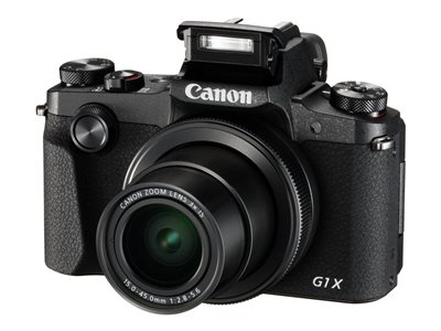 Canon PowerShot G1 X Mark III Digital camera compact 24.2 MP APS-C 1080p / 60 fps