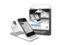 PenPower WorldCard Link pro - Docking station - for Apple iPhone 4, 4S