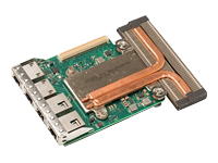 Intel X550 - Customer Install - network adapter - PCIe - 10Gb Ethernet x 2 - with Intel i350 DP 1GB Ethernet Network Daughter Card (rNDC) - for PowerEdge R640, R740, R740xd, R7425, R940
