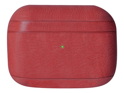 KRUSELL SUNNE AIRPOD CASE (APPLE AIRPODS PRO VINTAGE RED)
