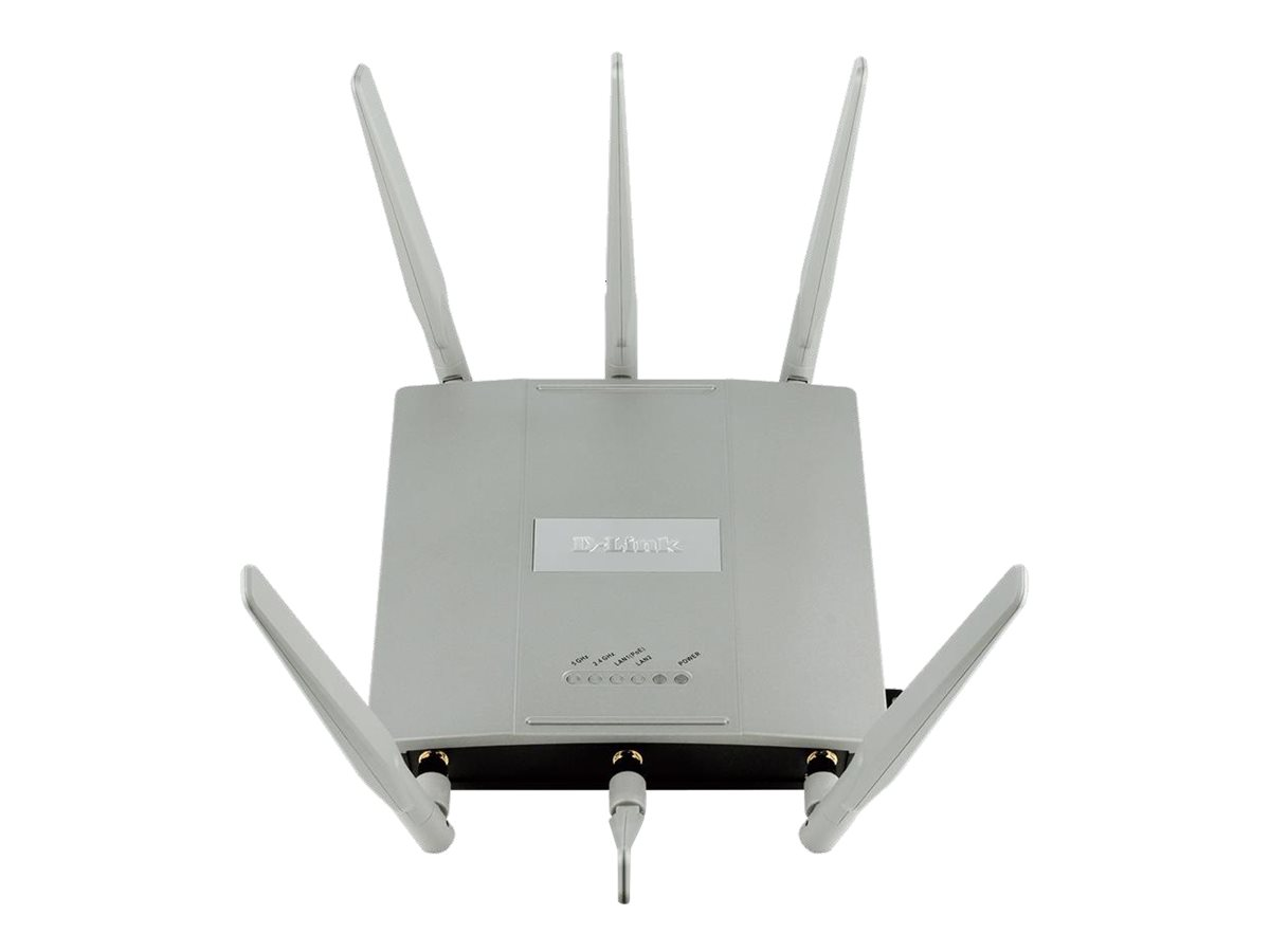 D-Link AirPremier DAP-2695 - Drahtlose Basisstation - 802.11ac (Entwurf) - Wi-Fi - Dualband