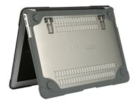 Max Cases MAX Extreme Shell Notebook top and rear cover 11INCH gray