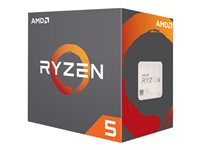 AMD CPU Ryzen 5 1600X 3.6GHz 6 kerner  AM4