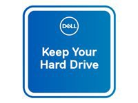 Dell 5Y Keep Your Hard Drive - Extended service agreement (for hard drive only) - 5 years - for OptiPlex 30XX, 50XX, 52XX, 70XX, 74XX, XE3; Precision 3431, 3630, 5820; Dell Wyse 7030