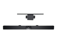 Dell Pro Stereo Soundbar AE515M - Sound bar - for monitor - USB - 5 Watt - black - for Dell E1914, E1916, E2014, E2016, E2214, E2214, E2216, E2218, E2219, E2316, E2318, E2414, E2417, E2418, P1917, P2016, P2017, P2018, P2214, P2217, P2219, P2317, P2319, P2416, P2417, P2418, P2419, P2715, P2717, P2719, S2719; U2417, U2419, U2515, U2719, U2917, U3219, UP2516, UP2716, UP2718 UP3017 UP3216