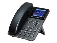 Digium A20 VoIP phone with caller ID 3-way call capability SIP v2, RTP 2 lines