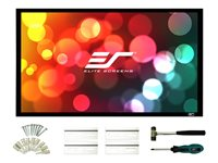 Elite Screens SableFrame 2 Series ER109WX2 Projection screen wall mountable 109INCH (109.1 in)