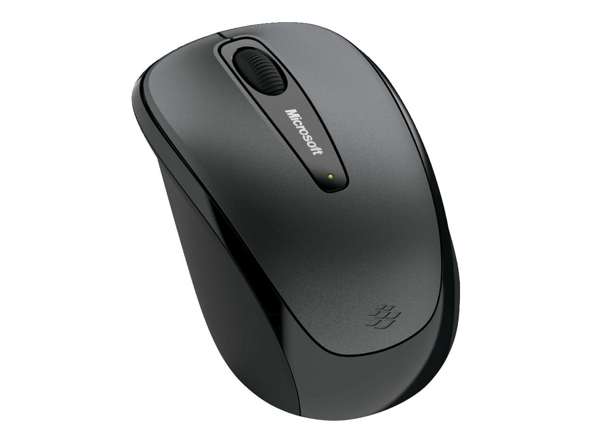 Microsoft Wireless Mobile Mouse 3500 for Business - Maus - rechts- und linkshändig - optisch - 3 Tasten - kabellos