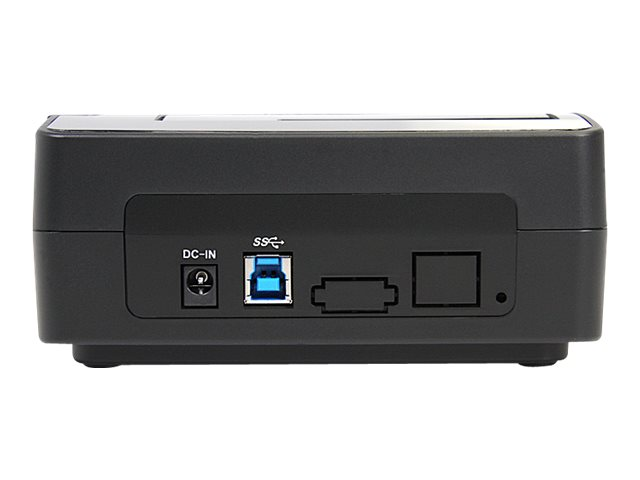 StarTech.com SuperSpeed USB 3.0 to SATA Hard Drive Docking station for 2.5/3.5 HDD - HDD Docking station - SATA Dock