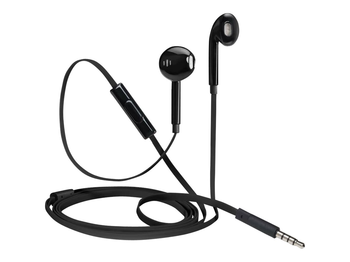 iStore Classic Fit - earphones with mic