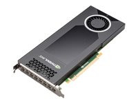 NVIDIA NVS 810 - Carte graphique - 2 GPUs - NVS 810 - 4 Go DDR3 - PCIe 3.0 x16 - 8 x Mini DisplayPort