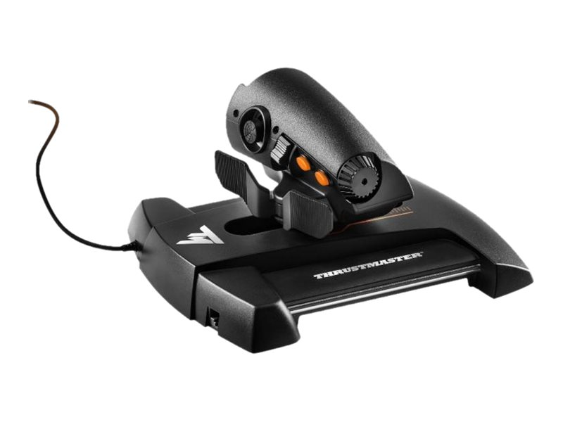 ThrustMaster TWCS Throttle - Gasregler - kabelgebunden - für PC, Sony PlayStation 4