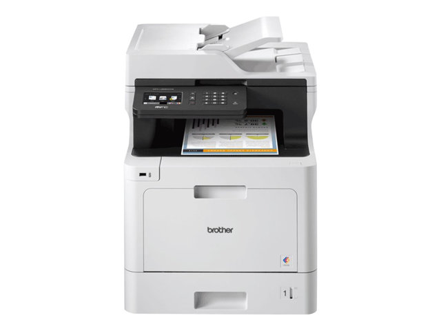 Image of Brother MFC-L8690CDW - multifunction printer - colour