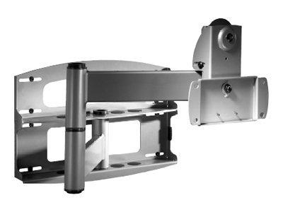 Peerless Full-Motion Plus Wall Mount With Vertical Adjustment PLAV60-S - mounting kit