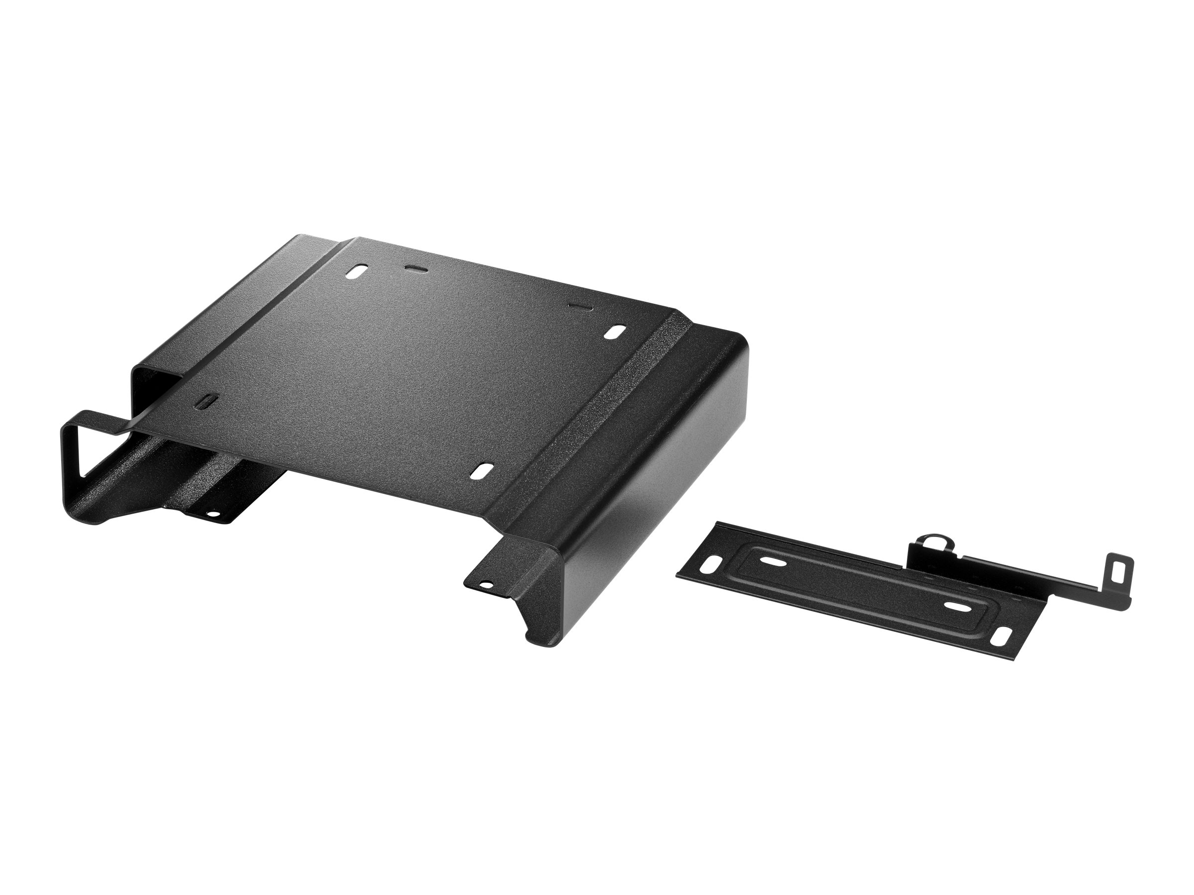HP Desktop Mini Security / Dual VESA Sleeve v2 - Desktop-Hülle - für HP 6300 Pro, 6305 Pro; EliteDesk 705 G1, 705 G2, 705 G3, 800 G1, 800 G2, 800 G3