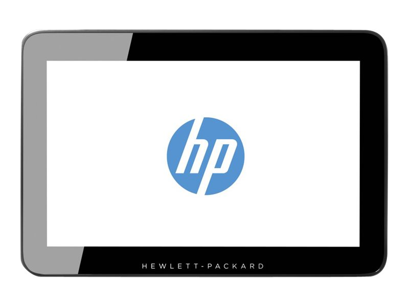 "HP Retail Integrated CFD - Affichage client - 7"" - 1024 x 600 - 250 cd/m² - 700:1 - 30 ms - USB - noir HP - USB"