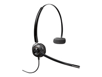 Plantronics EncorePro HW540 - Headset - on-ear - convertible - wired