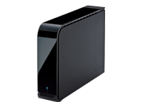 BUFFALO DriveStation Velocity - Hard drive - encrypted - 4 TB - external (desktop) - USB 3.0 - 7200 rpm
