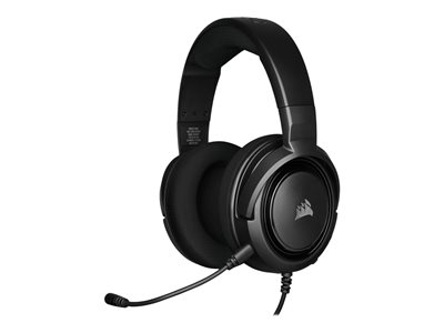 CORSAIR Gaming HS35 Headset full size wired 3.5 mm jack carbon