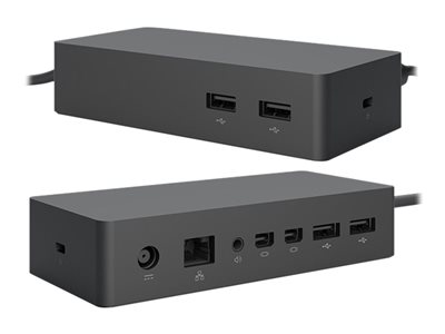 Axiom Docking station Surface Connect 2 x Mini DP GigE