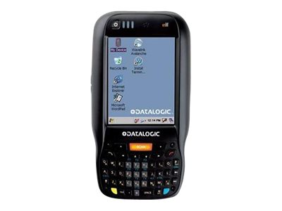 Datalogic Elf - Datenerfassungsterminal - Win Mobile 6.5 - 256 MB - 8.9 cm (3.5