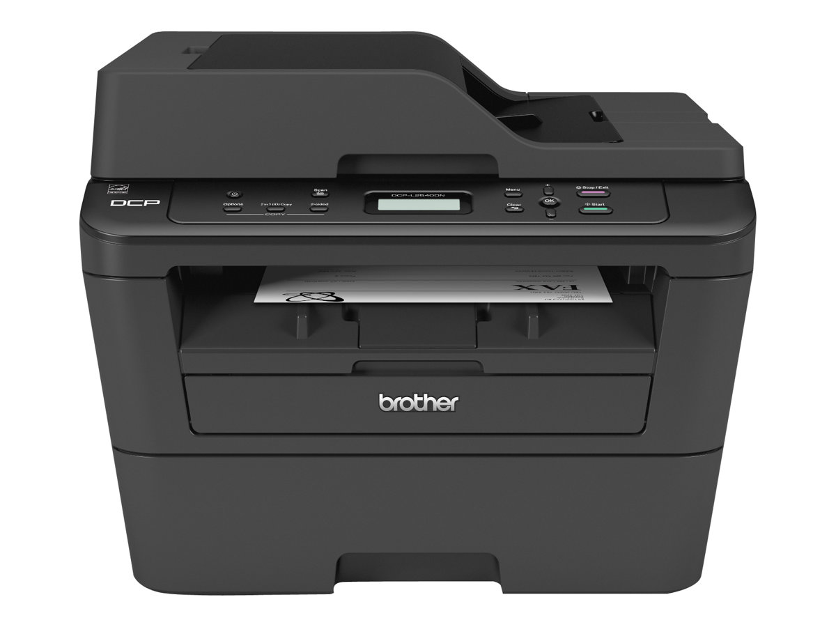 Brother DCP-L2540DN - Multifunktionsdrucker - s/w - Laser - Legal (216 x 356 mm) (Original) - A4/Legal (Medien)