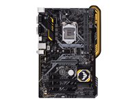 ASUS TUF H310-PLUS GAMING - Carte-mère - ATX - Socket LGA1151 - H310 - USB 3.1 Gen 1 - Gigabit LAN - carte graphique embarquée (unité centrale requise) - audio HD (8 canaux)